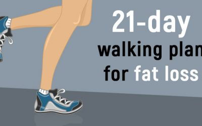 21-Day Walking Plan That Will Help You Lose Weight